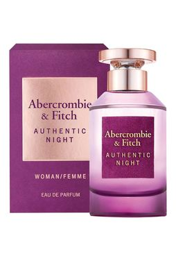 Abercrombie & Fitch Authentic Night Femme Woda perfumowana