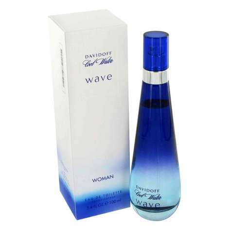 Davidoff Cool Water Woman Wave Woda toaletowa